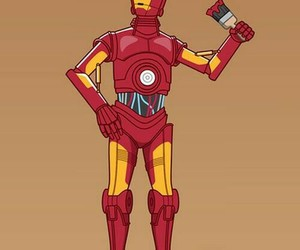 iron man, Dream, and star wars image