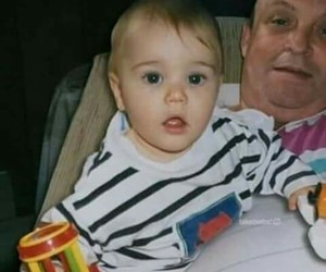 justin bieber, baby, and kidrauhl image