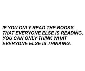 books, quotes, and thoughts image