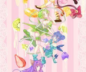 anime and tokyo mew mew image