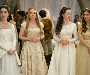 queen mary, lady greer, and reign image