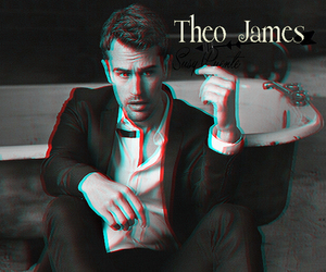 theo james, tobias eaton, and perfect image