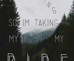 ride, twenty one pilots, and Lyrics image