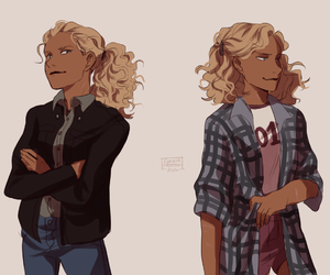 annabeth chase, pjo, and the heroes of olympus image