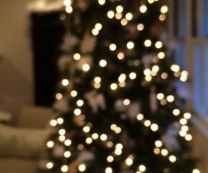 christmas and lights image