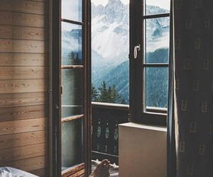 mountains, photography, and tumblr image