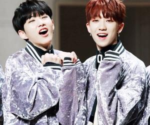 Seventeen, soonyoung, and minghao image