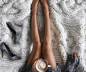 cozy, legs, and shoes image