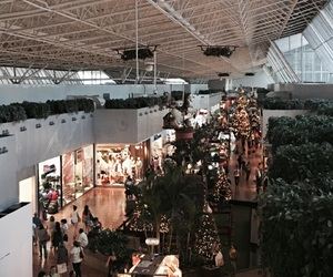 brazil, christmas, and mall image