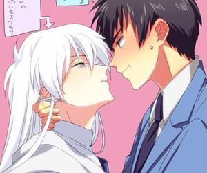 anime, yue, and touya x yukito image