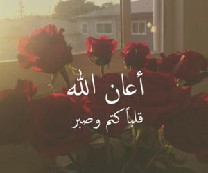 arabic, words, and إقتباسات image