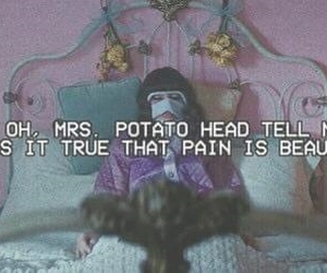 melanie martinez, Lyrics, and tumblr image