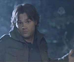 jared padalecki, mood, and sam winchester image