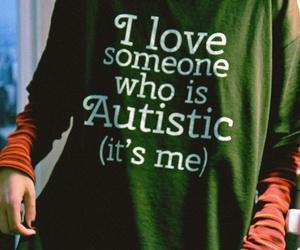 autism and autistic image