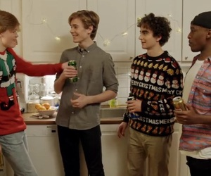 skam, isak, and jonas image