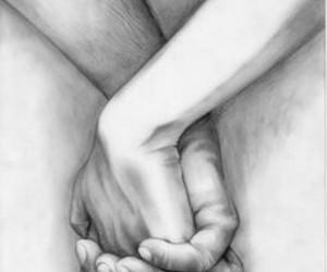 amor, manos, and amistad image