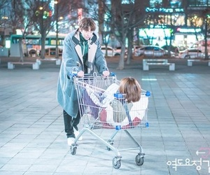 couple, kdrama, and lee sung kyung image