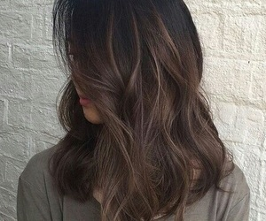 brunette, fashion, and girly image