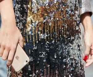 new years, new years eve, and sequins image