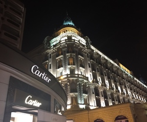 cartier, city, and luxury image