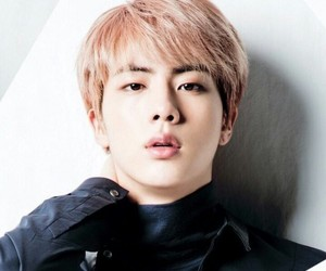 Hot, jin, and bts image