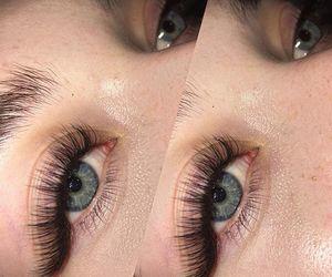 blue, blue eyes, and eye image