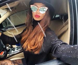 fashon, luxury, and sunglasses image