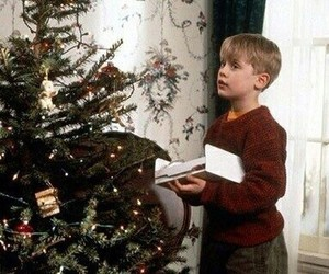 home alone, christmas, and film image