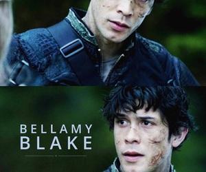 the 100, bellamy blake, and bob morely image