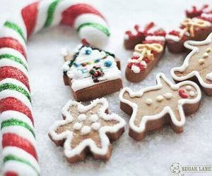 Cookies, sweet, and christmas image