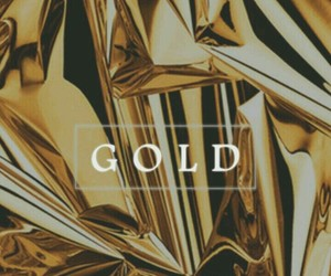 gold, wallpaper, and background image