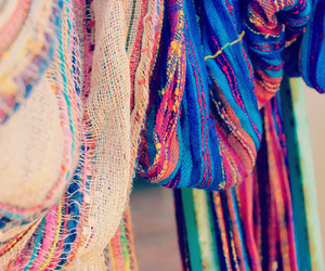 colors and scarves image