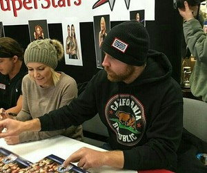 couple, troops, and wwe image
