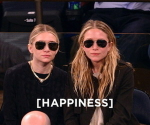 happiness, olsen, and ashley olsen image
