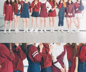 fashion, girls, and korean fashion image