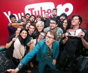 rubius, youtube, and youtubers image