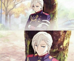 owari no seraph and shinya hiragi image