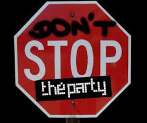 party and don't stop the party image