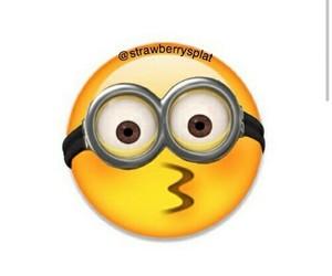 minions, emoji, and emojis image