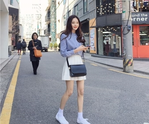 kfashion, korean fashion, and korean style image