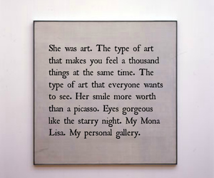 art, quotes, and love image