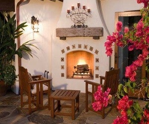 decoracion, Hacienda, and mexican style image