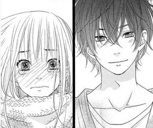 manga, tonari no kaibutsu-kun, and anime image
