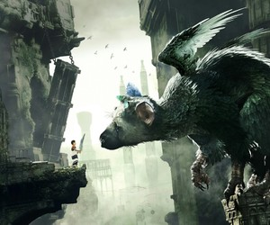 wallpaper and the last guardian image