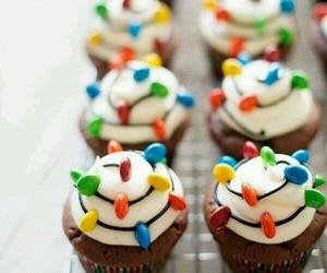 cupcakes and christmas image