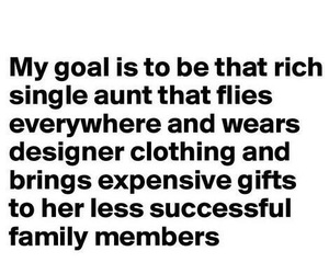 aunt, rich, and 💘 image