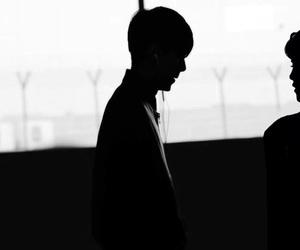 exo, hunhan, and kpop image