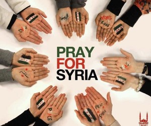 syria, islam, and pray image