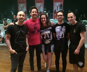 2016, tour, and simple plan image