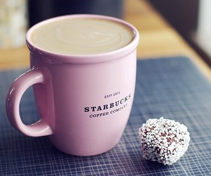 candy and starbucks image